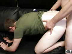 Tyler ass bend by caleb and fuck it hard