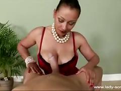 Danica collins oily handjob boobjob