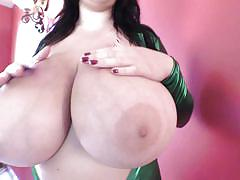 latex, solo, posing, teasing, massive tits, boobs groping, pinup girl, black haired babe, pinup files, leanne crow