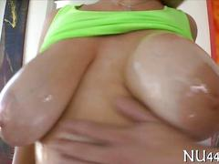 big boobs, blonde, busty, creampie, cumshot, hardcore, big tits, fucking, shaved, doggystyle, mature, oil, pornstar