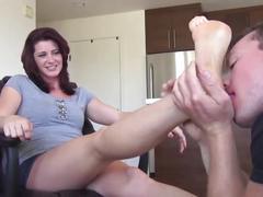 amateur, fetish, kink, big-feet, feet, foot-fetish, worship, soles, femdom, foot-kissing, slave, foot-licking, toe-licking