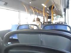 Nice fuck in bus..