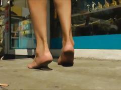 Walk barefoot on yeltsin's russia