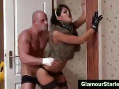 Naughty glam slut fucked - xvideos
