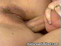Anal in the car mature