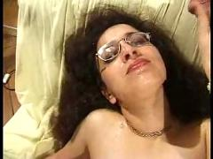 Plump french nasty arab amateur dirty talk dildo anal facial