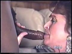 Milf makes him cum