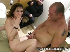 Puta locura real spanish amateur cuckold