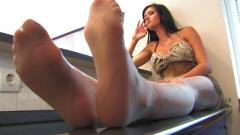 Nylon feets 24