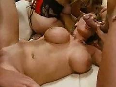 Big boob orgy 2 part 2