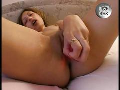 German masturbates and cocks suck