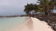 Putita en dp en la playa 2 by turyboy