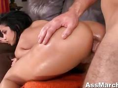 Hot latina abella anderson fucked in the ass