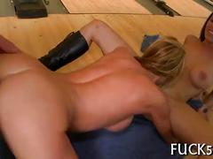 Stimulating and wild sex