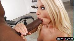 anal, big cock, interracial, amateur, blonde, blowjob, big ass, black, close up, hot, sweet