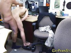 Real amateur rams ass
