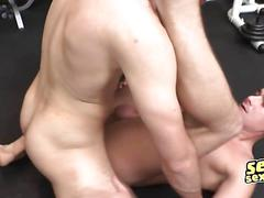 Jess is back to rock porters tight anal
