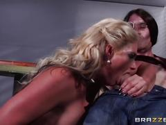 Brazzers - dirty milf phoenix marie loves cock