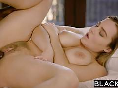 Blacked naughty girlfriend natasha nice enjoys...