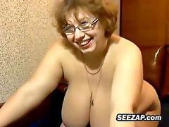 bbw, russian, webcam, big tits, masturbation, mature, toy