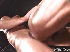 bdsm, blowjob, muscle, anal, cumshot, fucking, sucking, group, kissing, cage, piercing