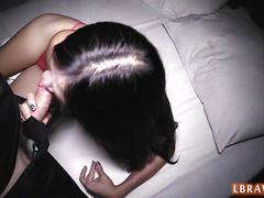 Pattaya amateur ladyboy bella barebacked