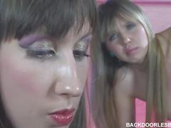Florence and aubrey - backdoor lesbians
