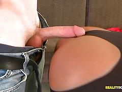 Pussy pudding ayanna lee rammed deep in her cl...