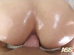 Only in the ass missy martinez