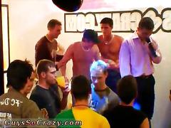 Get the party started with blowjobs and dirty boys