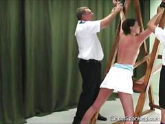 bdsm, blonde, spanking, big tits, brunette, stripping