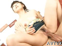 Wild and carnal japanese sex movie