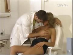 Agnes fodor assfucked by her doctor
