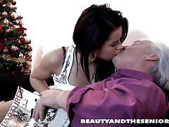 She gives this dirty old guy something special