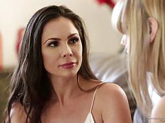 Kenna james is pussy pleased by stepmom kirsten price