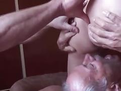 amateur, cuckold, cum in mouth, matures