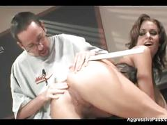 Assfucked slut teacher
