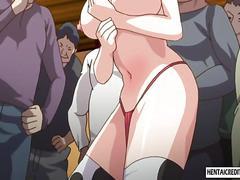 hentai, anime, cartoon