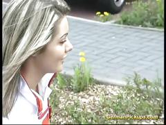 blonde, anal, german, germanpickups, teen, cute, her, up, video, picked, tape, first, small-tits, natural-boobs, shaved-pussy, facial