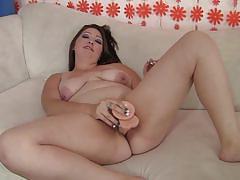 brunette, masturbation, fat, solo, vibrator, chubby, bbw, chunky, amateur, plumper, masturbate