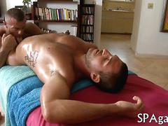 Wild anal pleasuring blowjob