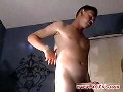 Youngest gay naked masturbate boys jr is on palm to share some dick jacking and