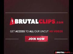 Brutalclips - velicity von gets roughed up