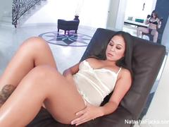 Lesbian sex with natasha nice and kayme kai