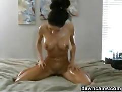 amateur, brunette, masturbation, webcam, babe, kinky, teasing
