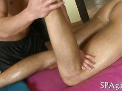 massage, muscle, blowjob, hardcore, gay, grope, oil, stud