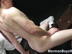 Amateur sucked and toyed