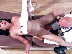 cytherea, brunette, blowjob, riding, doggystyle, squirting, reverse cowgirl, fingering, doctor, orgasm, pussy licking, clinic, patient, brazilian, sucking, squirt