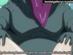 Hot blonde space traveler fucked by fat alien hentai cartoon porn
