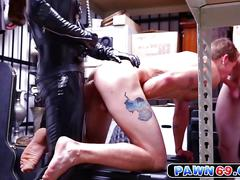 blowjob, group, muscle, anal, fucking, sucking, doggystyle, threesome, leather